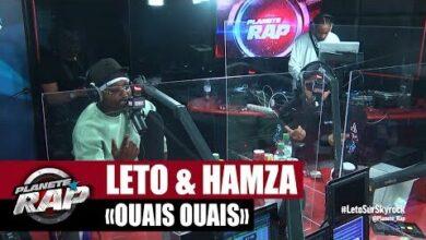 Leto Feat Hamza Ouais Ouais Planeterap 1Kqwxeke3Ee Image