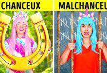 Licorne Chanceuse Vs Licorne Malchanceuse En Prison Situations Folles Et Amusantes Avec 123 Go Zeknw Fbpt4 Image