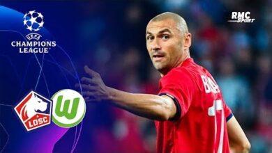 Lille Wolfsbourg Riolo Refuse De Faire La Fine Bouche Malgre Le Match Nul Wstnnwf4Xca Image