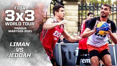 Liman V Jeddah Final Full Game Fiba 3X3 World Tour Prague Masters 2021 97Esdtzklyu Image