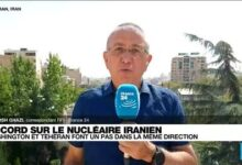 Liran Favorable A Des Negociations Sur Le Nucleaire Pour Lever Toutes Les Sanctions 0Oodsgzdw48 Image
