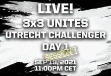 Live 3X3 Unites Utrecht Challenger 2021 Day 1 Session 1 Uf8Iqkg Hx8 Image