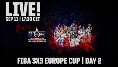 Live Fiba 3X3 Europe Cup 2021 Day 2 Fs2Ddhnqeei Image