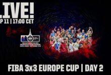Live Fiba 3X3 Europe Cup 2021 Day 2 L2Eahzzvdbq Image