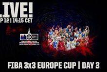 Live Fiba 3X3 Europe Cup 2021 Day 3 Bh5R2G0U2Zc Image