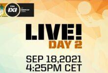 Live Fiba 3X3 U17 Europe Cup 2021 Day 2 Mbv1Jh Ovii Image