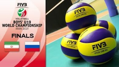 Live Iri Vs Rus Class 3 4 Boys U19 World Champs 2021 Pthrv2Rgxcy Image