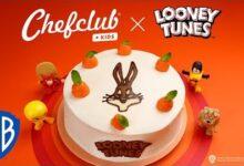 Looney Tunes En Francais Le Gateau Aux Peches Et Abricots Bugs Bunny X Chef Club Wb Kids Mqdfuvsabz0 Image