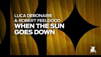 Luca Debonaire Robert Feelgood When The Sun Goes Down Jjozcxrzkq8 Image