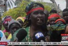 Manifestation Des Habitants De Diamegeun Sicap Mbao Contre Linondation Et Linsecurite Sdfygijozmk Image