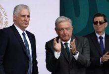 Miguel Diaz Canel Aplaudido Por Obrador No Atrito Com Joe Biden U7Dtrzavw 4 Image