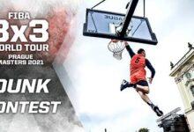 Miller With The No Look Scorpion Dunk Dunk Contest Fiba 3X3 World Tour Prague Masters 2021 Jk47K1Ecfoe Image