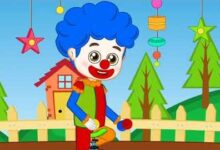 Mon Ami Le Clown Comptines Originales Avec Les Ptits Zamis 7Idyvqok3Ck Image