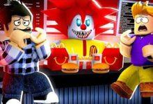 Ne Jamais Manger Mcdonalds Dans Roblox A 4H Du Matin Escape Ronalds Diner Obby 3Tiojnscevy Image