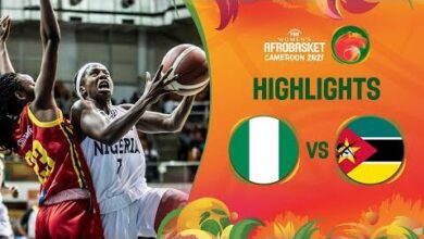 Nigeria Mozambique Game Highlights Fiba Womens Afrobasket 2021 Gxfenyq0Dae Image