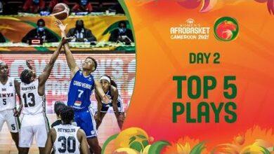Nike Top 5 Plays Day 2 Fiba Afrobasket 2021 H0Lblezzbti Image