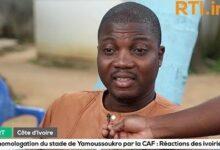 Non Homologation Du Stade De Yamoussoukro Par La Caf Reactions Des Ivoiriens K Hqciblw1S Image