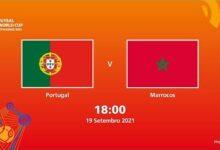 Portugal V Marrocos Copa Do Mundo Fifa De Futsal De 2021 Partida Completa Nnz0 Iads6K Image