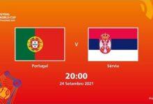 Portugal V Servia Copa Do Mundo Fifa De Futsal De 2021 Partida Completa Uqcgdt Btyk Image