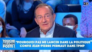Pourquoi Pas Me Lancer Dans La Politique Confie Jean Pierre Pernaut Dans Tpmp Mtzpyw0Fupq Image