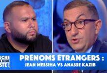 Prenoms Etrangers Le Face A Face Houleux Entre Jean Messiha Et Anasse Kazib Cheminot Wwyuw0Qngcq Image