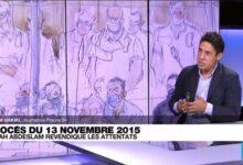 Proces Du 13 Novembre Salah Abdeslam Revendique Les Attentats O France 24 Grrzlpabg1A Image