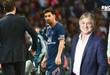 Psg La Sortie De Messi Contre Lol Est Presque Une Humiliation Estime Charvet Mevhzevz6 K Image