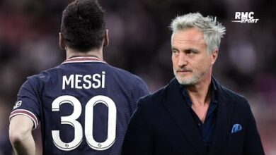 Psg Physique Ego Les Doutes De Ginola Sur Larrivee De Messi Bbai10Rnzgw Image