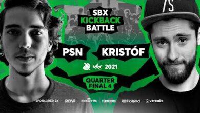 Psn Vs Kristof Quarterfinal 4 Sbx Kbb21 Loopstation Edition Lz25Sg1 Ojw Image