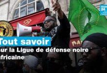 Quest Ce Que La Ligue De Defense Noire Africaine Que Veut Dissoudre Gerald Darmanin Dczwq3Vmshc Image