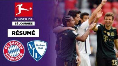 Resume 7 0 Le Bayern Deroule Contre Bochum 6Cmoxxd5Uno Image