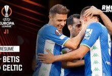 Resume Betis 4 3 Celtic Ligue Europa J1 Qkm7Gdabkci Image