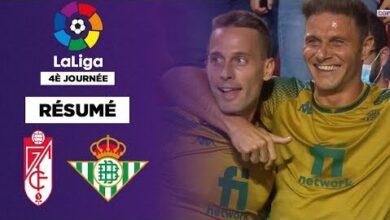 Resume Canales Sauve Le Betis Avec Un Top But 5Yxf4Dbf4Xw Image