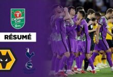 Resume Carabao Cup Tottenham Vient A Bout Des Wolves Aux Tirs Au But Reepemgbf90 Image
