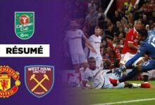 Resume Carabao Cup West Ham Sort Manchester United Dentree Svkeymuwdko Image