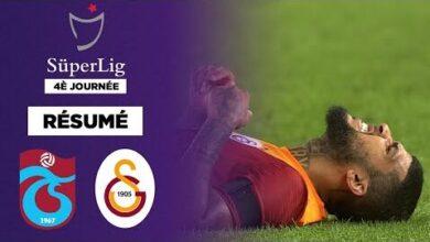 Resume Des Regrets Dans Le Choc Pour Galatasaray Votz4Cc Lu4 Image