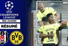 Resume Ldc Haaland Et Bellingham Portent Dortmund Face Au Besiktas Vne6Ndim2Dw Image