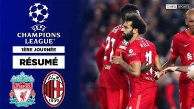 Resume Ldc Liverpool Prend Le Dessus Sur Milan Dans Un Match Fou 6Bqcjyqv1Ec Image