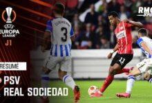 Resume Psv 2 2 Real Sociedad Ligue Europa J1 Kvw 0D Xehg Image
