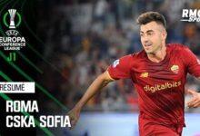 Resume Roma 5 1 Cska Sofia Conference League J1 Ppfwgdsarvq Image
