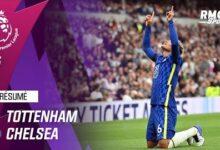 Resume Tottenham 0 3 Chelsea Premier League J5 0Njk Af006S Image