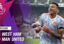 Resume West Ham 1 2 Manchester United Premier League J5 Y86Otgmool4 Image