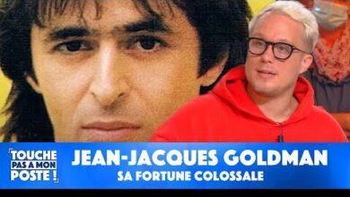 Retour Sur La Fortune Colossale De Jean Jacques Goldman Kw6Cdcq4Mxs Image