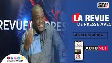 Revue De Presse De 12H Avec Fabrice Ngema En Francais Hfefe0Xqvho Image