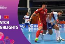 Rfu V Vietnam Fifa Futsal World Cup 2021 Match Highlights Zwej3Aemi8O Image