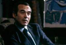 Robert Badinter Pour Labolition De La Peine De Mort Entretiens 1976 24Mqw Gsdbe Image