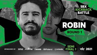 Robin Round 1 Semifinal 1 Robin Vs Kba Sbx Kbb21 Loopstation Edition Iyxet79Ttwc Image