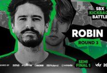Robin Round 3 Semifinal 1 Robin Vs Kba Sbx Kbb21 Loopstation Edition Sw6Dfqu3Ef0 Image