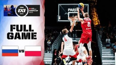 Russia V Poland Mens 3Rd Place Full Game Fiba 3X3 Europe Cup 2021 Anypxxhazii Image