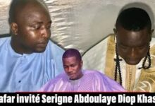 Safar A Yeumbeul Invite Dhonneur Serigne Abdoulaye Diop Khass Ahjyk 0W6H0 Image